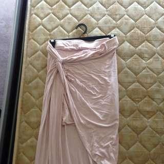 Supre wrap skirt