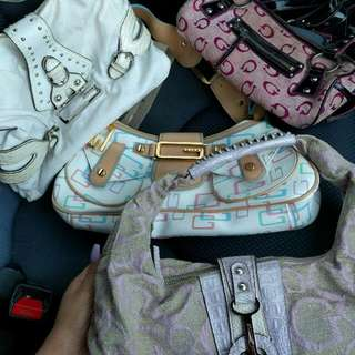 Guess Bags Authentic