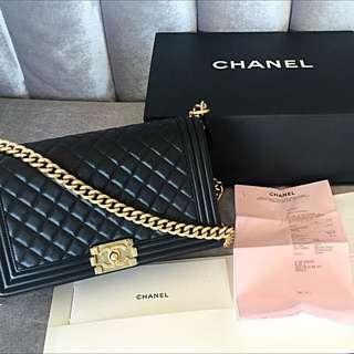 BRAND NEW Chanel Le Boy