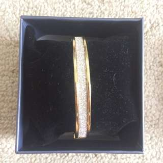 NEW gold And Silver Bangle Bracelet