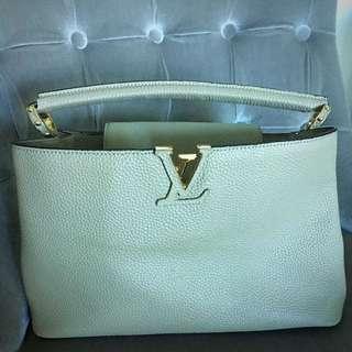 REDUCED! Louis Vuitton Cappucines Handbag