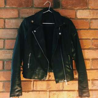 Forever New Leather jacket