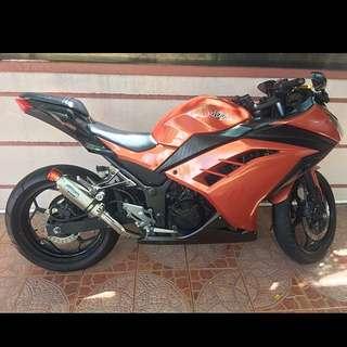 2012 Kawasaki Ninja EX250L