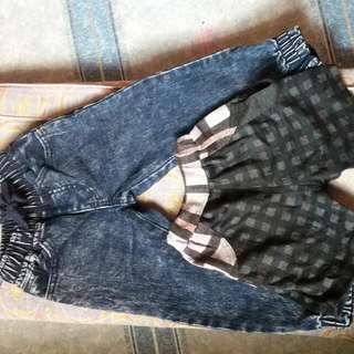 jogger pants ang shorts