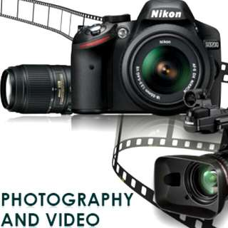 Photography/Videography/Studio/Photobooth Services