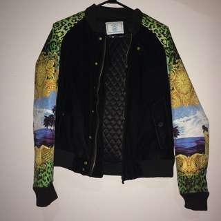 Mock Versace x H&M Jacket