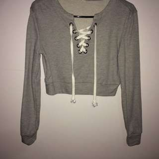 SheIn Cropped Sweater