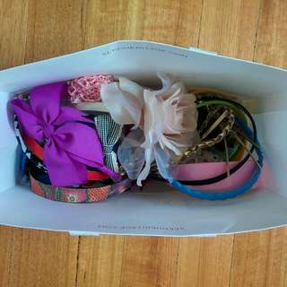 Assorted Hair Accessories