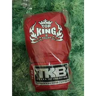 kings muaythai gloves 10oz