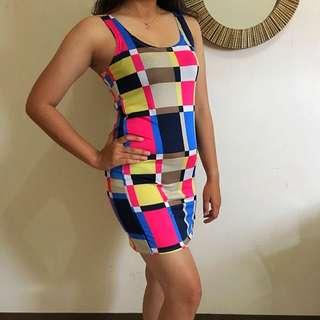 Reprice !!Bodyfit Dress (size S)