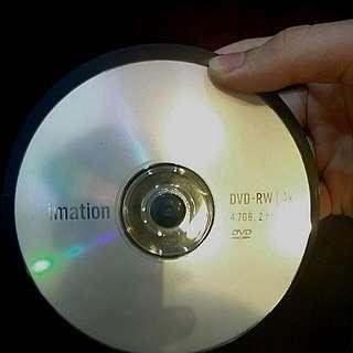 Imation Dvd-RW (Burnable Cd)