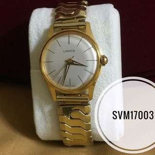 🚚 古董絕版金錶