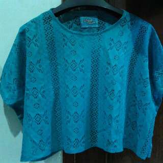 Batwing Green Tosca