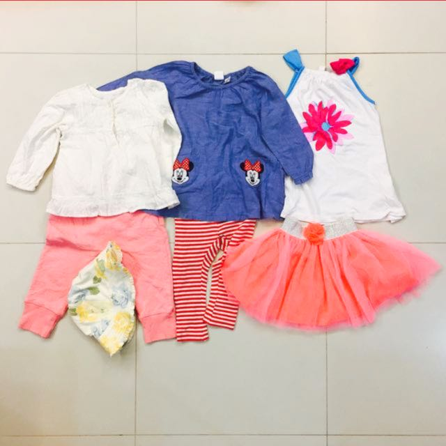 12-18months Girl Clothes