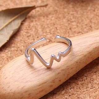 全新  925純銀戒指