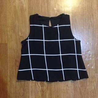 Square Crop Top