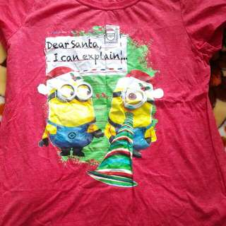 Despicable Me Top