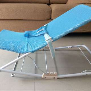 Traditional Baby Rocker