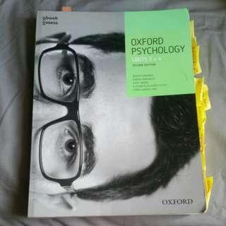 Oxford Psychology Units 3+4