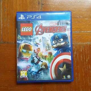 Jual BD PS4 Lego Avengers