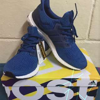 REDUCED! Adidas UltraBoost 3.0 Blue