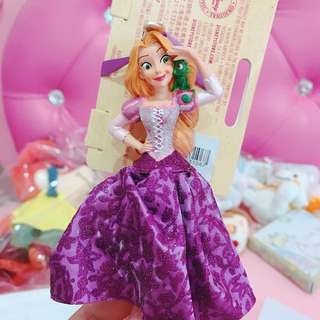 🎀日本迪士尼 長髮公主 樂佩 公仔吊飾
