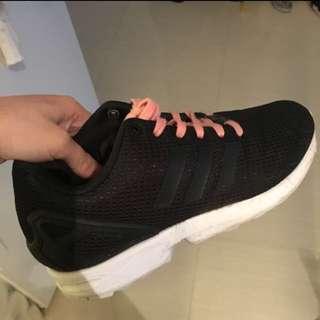 Adidas Zx Flux Black & Pink