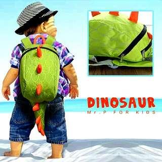 [PRE-ORDER] Kids Dinosaur Bagpack