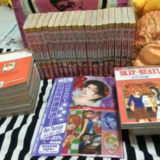 漫畫《SKIP BEAT:華麗的挑戰》第1-28集附贈漫迷手冊
