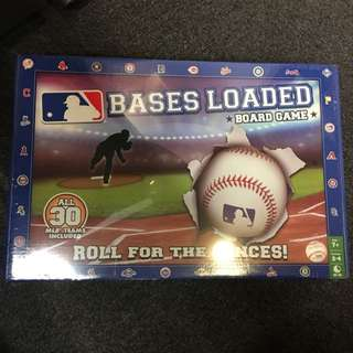 Bases Loaded Board Game