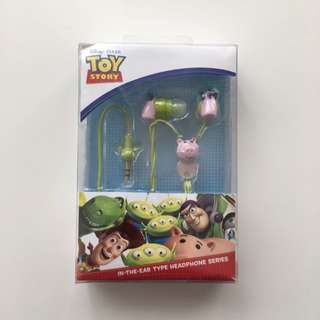"Toy Story ""Hamm"" Earphones"