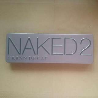 Naked2 Urban Decay Eye Palette *REPLICA*