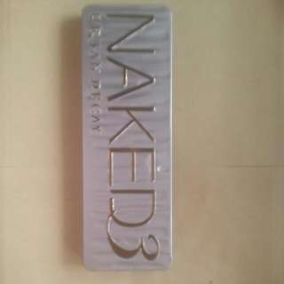 Naked3 Urban Decay Eye Palette *REPLICA*
