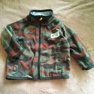 $150含運🏌carter's 嬰兒迷彩外套