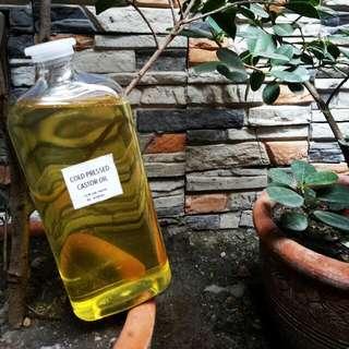 UNREFIND Pure Organic Castor Oil