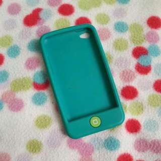iTouch 4 Silicon Case