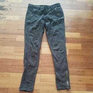 Jean West Kaki Pants