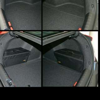 Honda Civic Fd Side Boot Storage Compartment