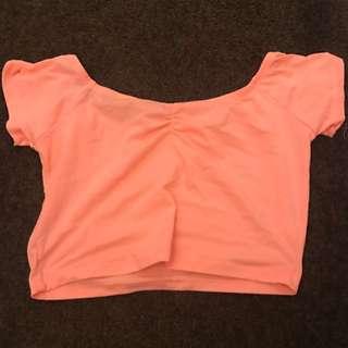 Orange Orange Top