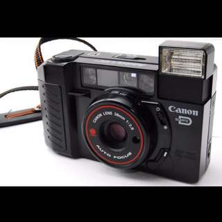 Canon Af35m II Sure Shot Auto Boy 2