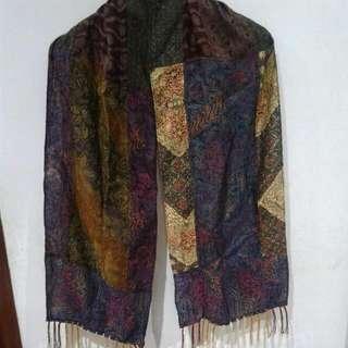 Syal Batik Viscose Multi Motif