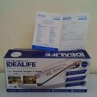 Vacum Cleaner Idealife IL-130s Penyedot Debu Praktis Mudah Di Gunakan
