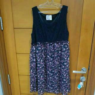 Mineola babydoll dress