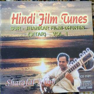 Film Songs Instrumental Sitar