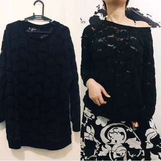 Lace Long Sleeves