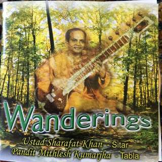 Audio Cd Sitar