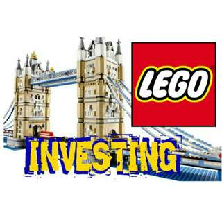 Lego Investing - This is why you should invest in Lego right now!