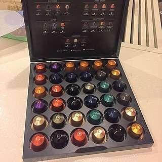 Nespresso咖啡膠囊展示盒