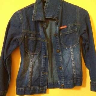 Kid's Denim Jacket