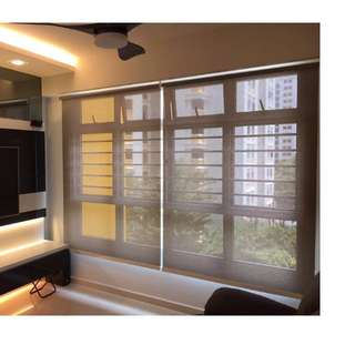 Blind and curtain promotion  (call  96177025)